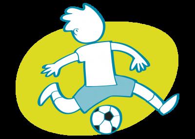Fútbol Sala y Fútbol 8