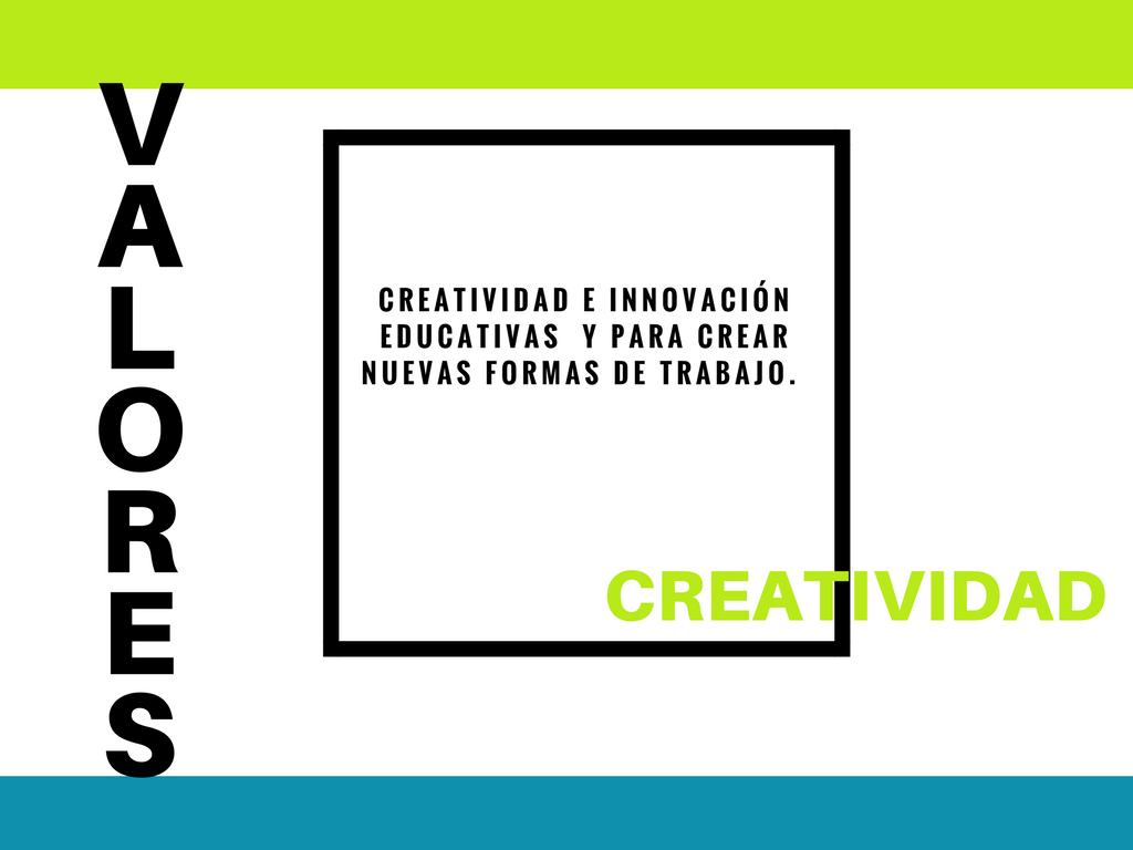 creatividad, innovacion
